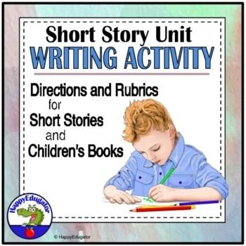 Short Story Unit Culminating Activity