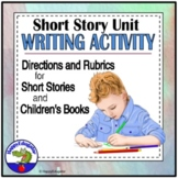 Short Story Unit Culminating Activity