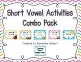 Short Vowel Combo Pack