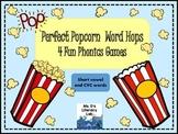 Short Vowel Games {Popcorn-Short a & Short i}