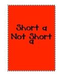 Short a Sort