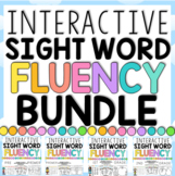 Sight Word Fluency Fun Growing Bundle