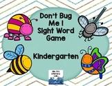 Sight Word Game--Kindergarten {Fundations}