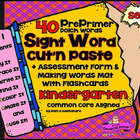 Sight Word Practice -  Centers + Activities Common Core Aligned