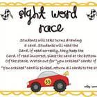 Sight Word Race