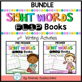 Sight Words Flip Books and Writing Activities Bundle {86 F