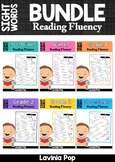 Sight Word Fluency Phrases for Homework BUNDLE