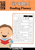 Sight Word Fluency Phrases for Homework (Grade 1 Words)