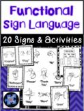 Sign Language Visuals