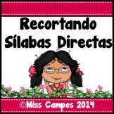 Silabas Directas - Consonantes - Sorting Spanish Initial S