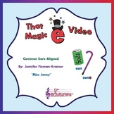"FREE Silent E Video: ""That Magic E"" / Common Core Aligned"