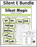 "Silent Magic - A ""silent e"" phonics sound game"