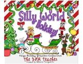 Silly World Holiday: MEGA BUNDLE Clip Art Set