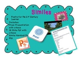 Similes- Poetry for the 21st Century Learner