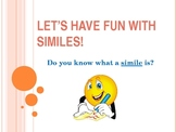 Similes PowerPoint - Have Fun with Similes!