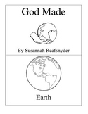 Simple God Made, Creation Story Reader