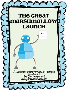 Simple Machine Activity - Marshmallow Launch