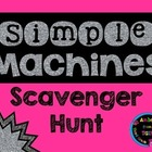 Simple Machines Photo Scavenger Hunt