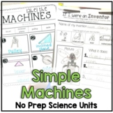NO PREP Simple Machines