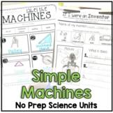 NO PREP Simple Machines
