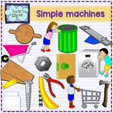 Simple machines clipart