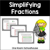 Simplifying Fractions for Students Who Can't Multiply or Divide
