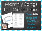 Sing With Me- Over 100 Songs for a School Year