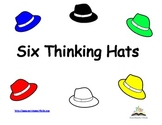 Six Thinking Hats Signs - Edward deBono