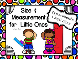 Measurement Unit - Kinder & PreK