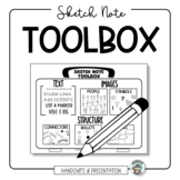 Sketch Notes Toolbox
