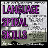 Language Skills Challenge of the Week