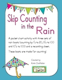 Skip Counting in the Rain