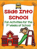 Back to School Activities for Grades 2-4