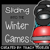 Sliding into the Winter Games (11+ Day Olympic Printable B