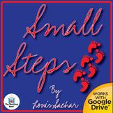 Small Steps Novel Unit CD ~ Common Core Aligned!