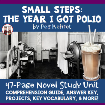 Small Steps: The Year I Got Polio Comprehension Novel Acti