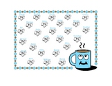SmartBoard  Attendance- Hot Chocolate