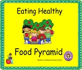 Smartboard Food Pyramid Healthy Eating