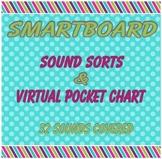 "Smartboard Interactive Word Sorts & ""Pocket Chart"""