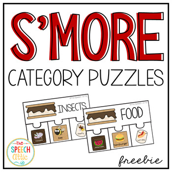 S'more Category Fun