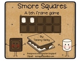 Smore Squares Ten Frame Game