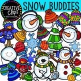 Snow Buddies {Creative Clips Digital Clipart}