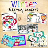 Snow Much Fun Literacy Centers