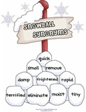 Snowball Synonyms