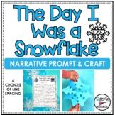 Snowflake Creative Writing and Rubric