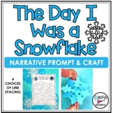 Snowflake Creative Writing and Rubric