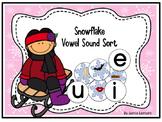 Snowflake Vowel Sort