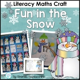 Snowman Fun {Literacy and Math Activities}