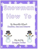 Snowman How To Writing Pack