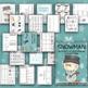 Snowman Math and Literacy